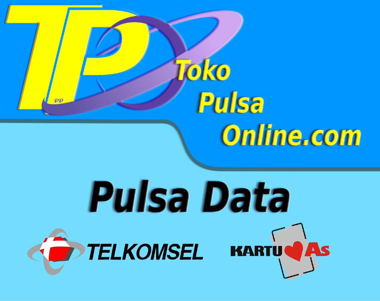 PAKET INTERNET Telkomsel Data AS - AS 1Gb