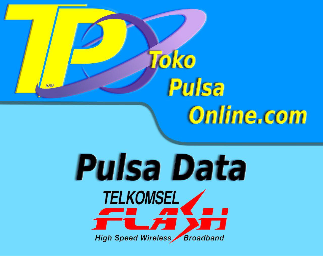 PAKET INTERNET Telkomsel Data Flash - DATA (240-420MB) 7hr Alternatip