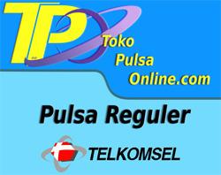 PULSA REGULER Telkomsel - TSEL 10.000